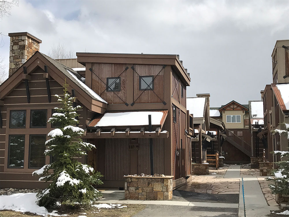 Backcountry Cabins