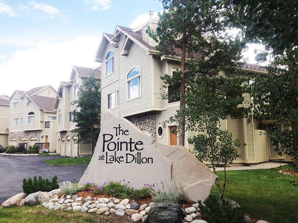The Pointe at Lake Dillon