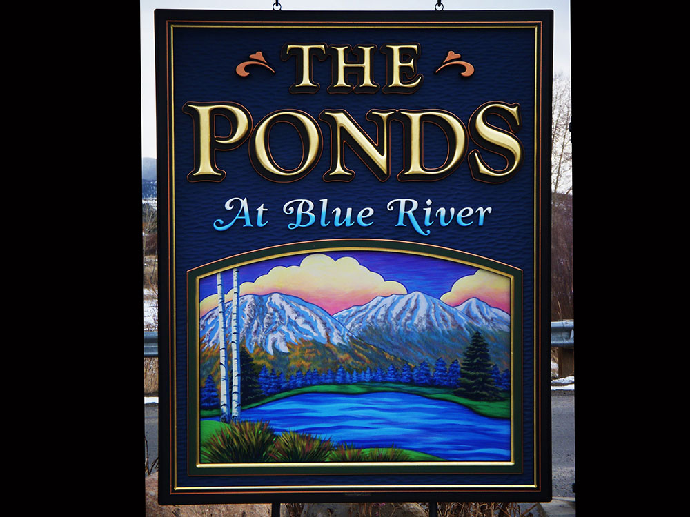 The Ponds At Blue River